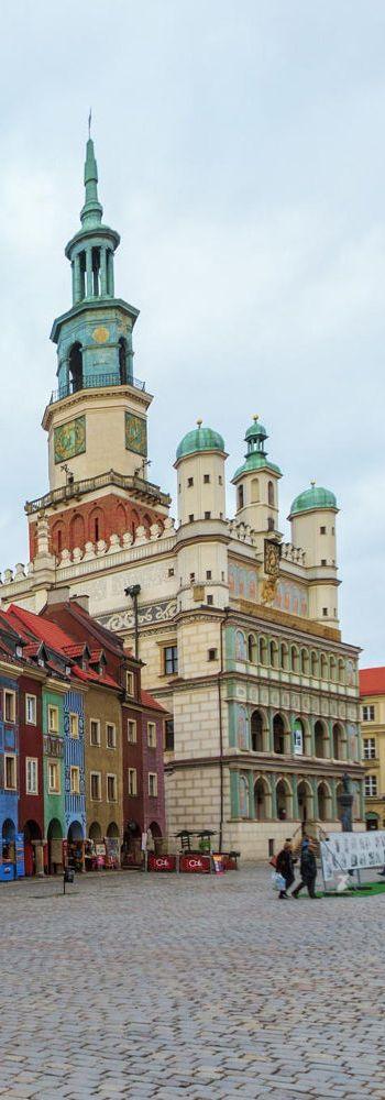 Stary Rynek Old Square - Poznan | Poland