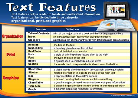 Worksheets Expository Text Features 1000 images about nonfiction text features on pinterest anchor charts texts and graphic organizers