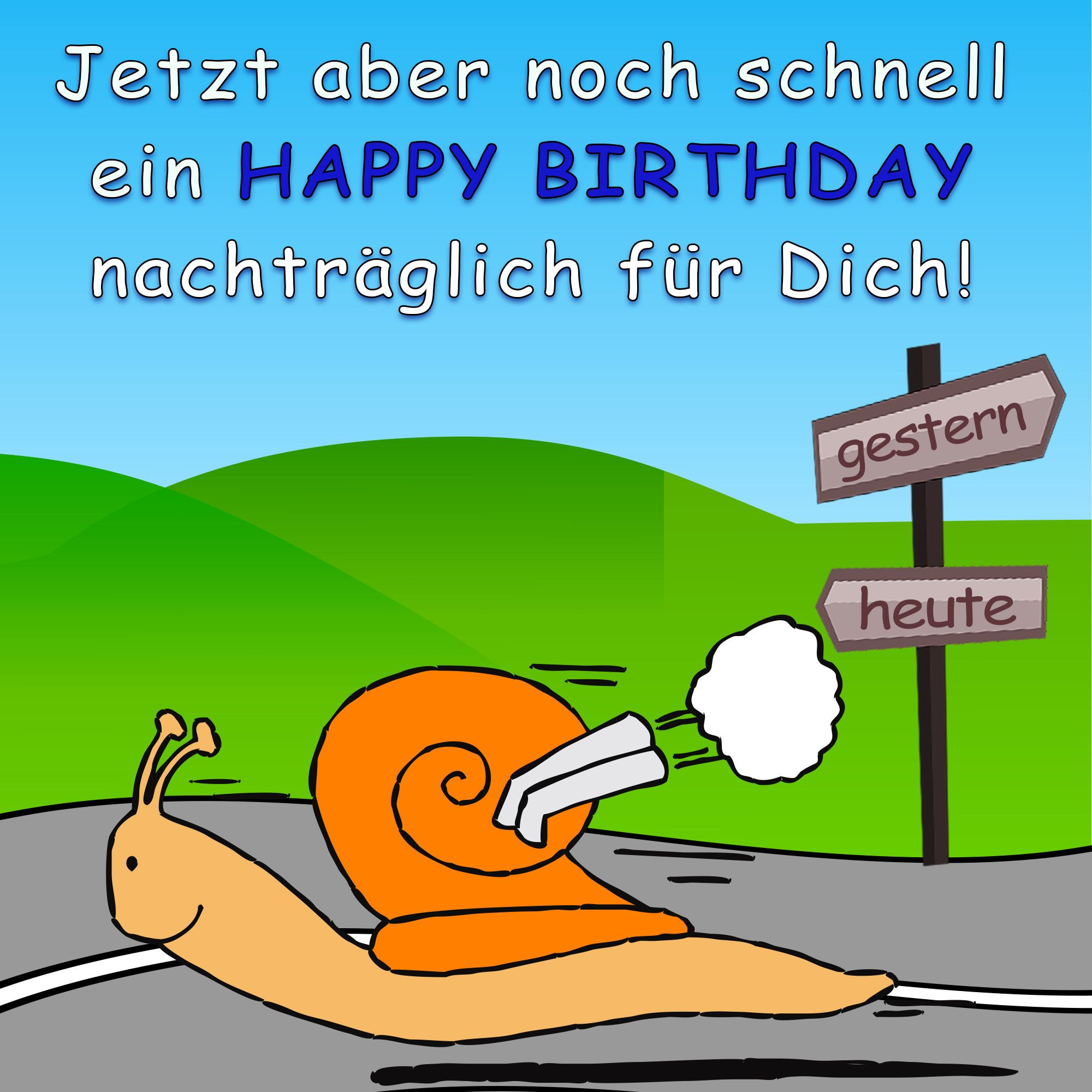 Geburtstagswunsche Nachtraglich Facebook Best Of Geburtstag