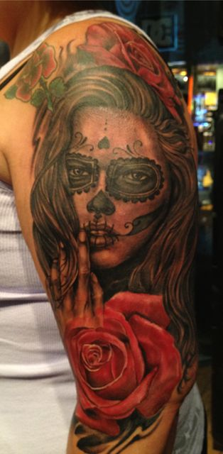 Joey Hamilton Tattoo - Portfolio Joey Hamilton | Joey Hamilton Tattoo