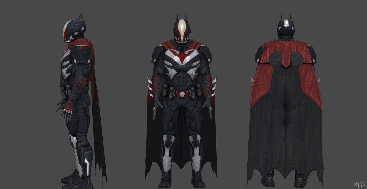 Batman Injustice 2 Final Upgrade Uniform By Ssingh511 Batman Injustice Batman Injustice 2 Superman
