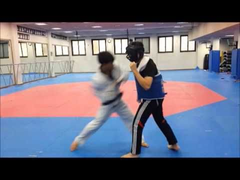 실전 태권도_Taekwondo_ Lee Dong Hee