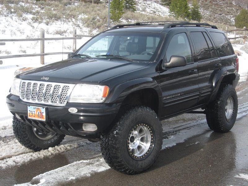 Wj Custom Grille Jeep Wj Jeep Cherokee Jeep
