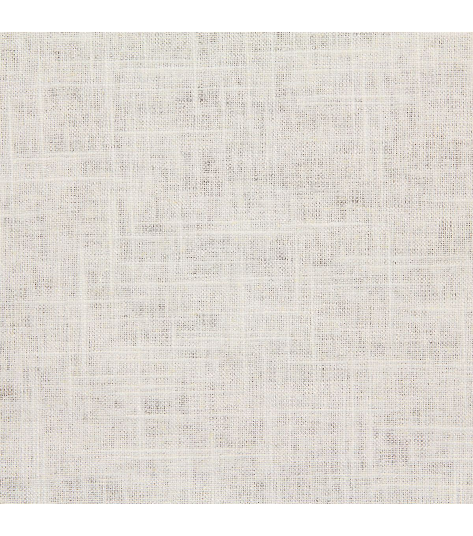 White apron joann fabrics - Home Decor Solid Fabric Robert Allen Linen Slub White At Joann Com