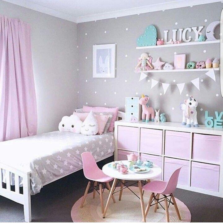 Elegant Here Are 34 Girls Room Decor Ideas For You. Tags: Girls Bedroom Decor, Girls  Bedroom Accessories, Girls Room Wall Decor Ideas, ...