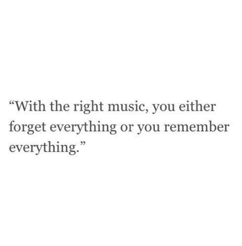 Right music
