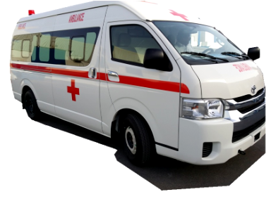 Toyota Hiace High Roof Converted To Ambulance Toyota Hiace Ambulance Toyota