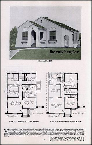 Bungalow House Plans Spanish Style Homes Modern House Plans Bungalow Floor Plans