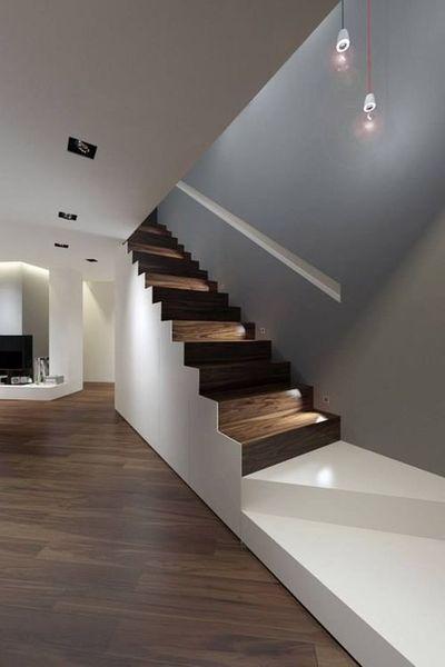 Lighting Basement Washroom Stairs: Pin By Stephen Ellis On Spaces