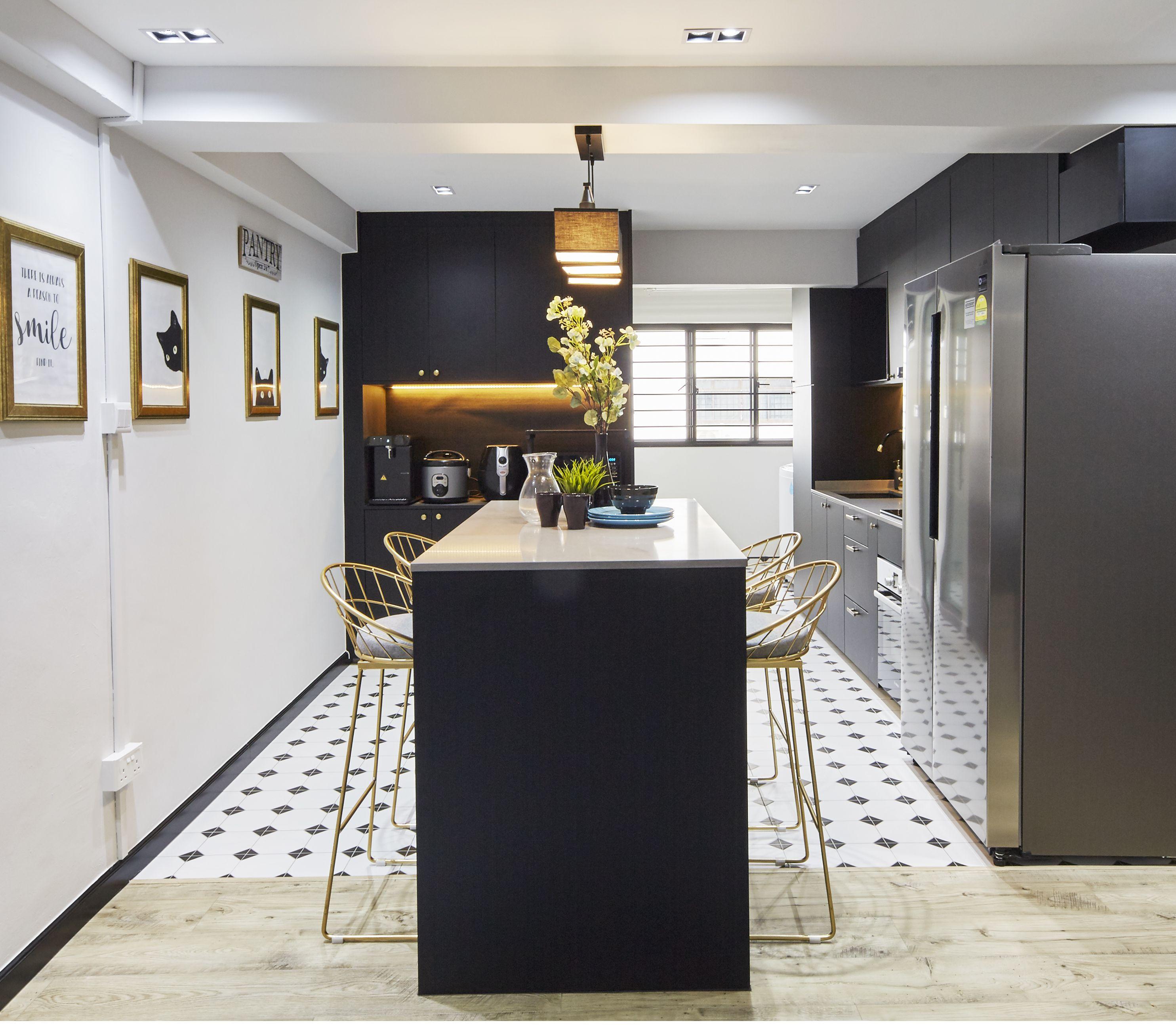 Carpenters Interior Design HDB Resale Apartment Design