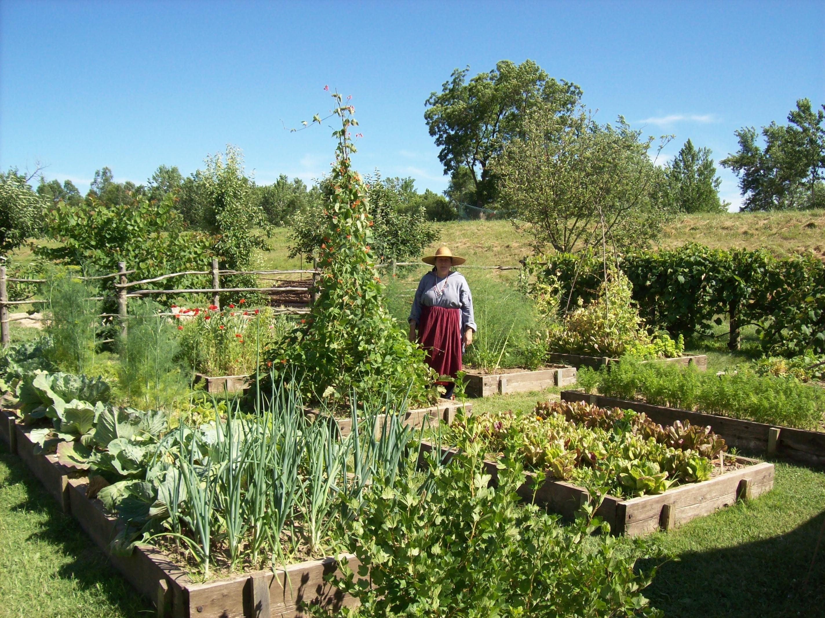Country vegetable gardens - Find This Pin And More On Country Garden