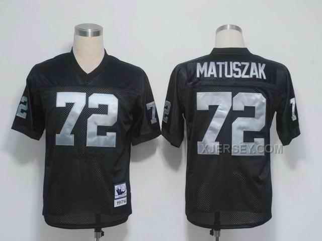 http://www.xjersey.com/raiders-72-matuszak-black-mn-jerseys.html Only$34.00 RAIDERS 72 MATUSZAK BLACK M&N JERSEYS Free Shipping!