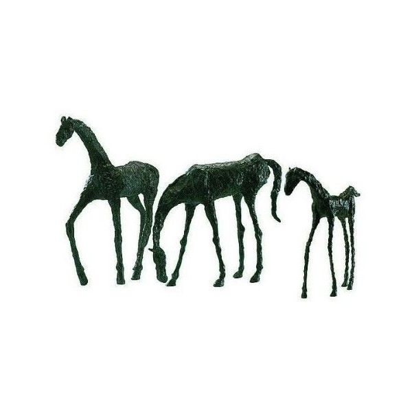 Cyan Design 00432 15 5 Grazing Horse Sculpture Bronze Home Decor 540 Cad