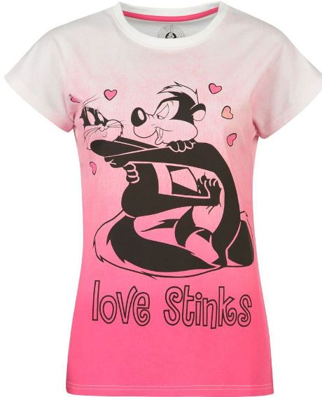 a884574eee Ladies LOONEY TUNES - PEPE LE PEW