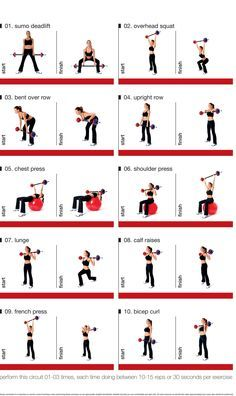 barbel combo exercise  google search  weight training
