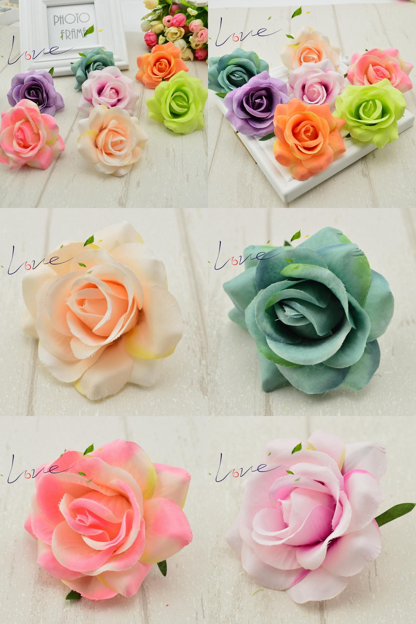 Visit to buy cheap artificial flower head flores art shoes hat visit to buy cheap artificial flower head flores art shoes hat family wedding izmirmasajfo Choice Image