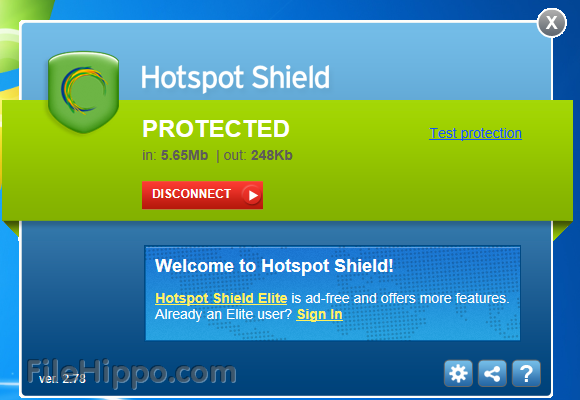 hotspot shield elite full programlar