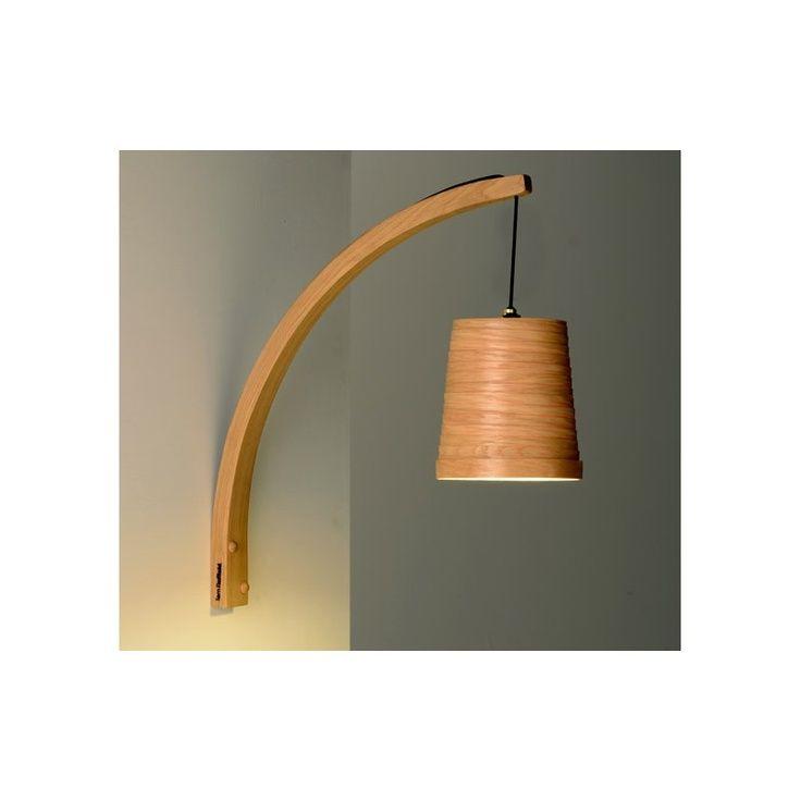 Image Result For Steam Formed Wall Bracket Wooden Wall Lights Contemporary Wall Lights Wall Lights