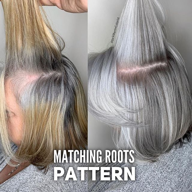 45+ Dying hair to match roots trends