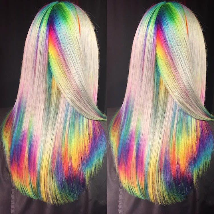 Stylist Showcases Amazing Artistic Skills Using Hair as a Canvas - artistic skills