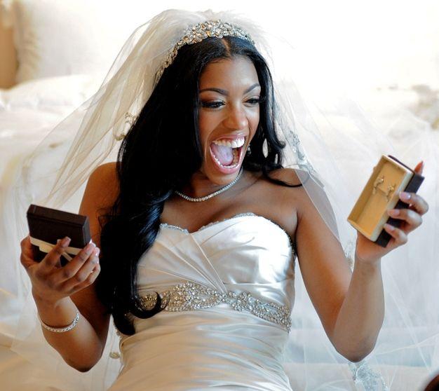 Porsha Kordell Stewart Wedding Day Photos Miami Wedding Photographer Wedding Surprise Wedding