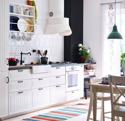 Katalog IKEA 2015 | Contemporary kitchen layouts, Kitchen ...