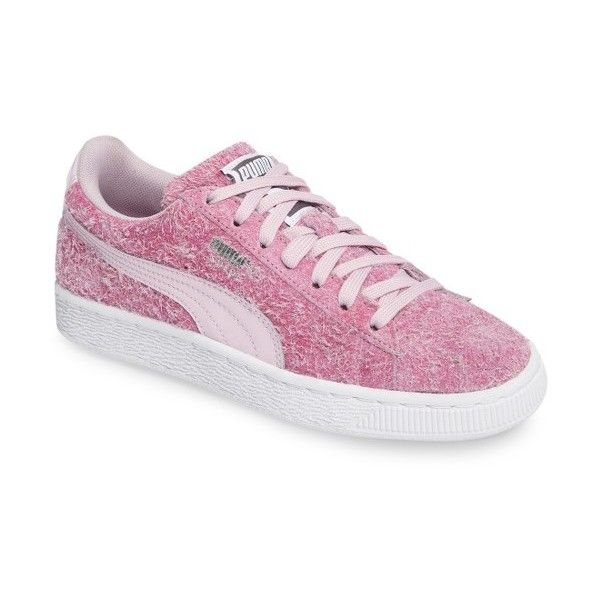 14516391819 Women s Puma Suede Classic Elemental Sneaker (94 CAD) ❤ liked on Polyvore  featuring shoes