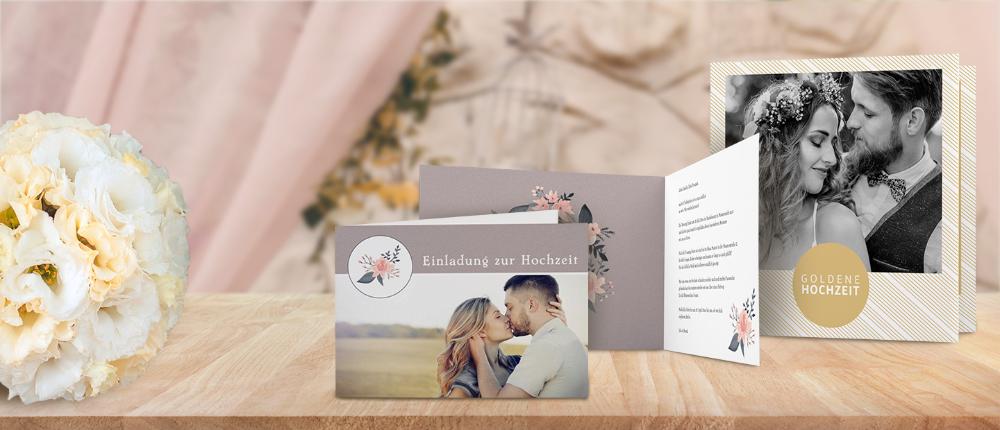 Individuelle Einladungskarten Hochzeit Rossmann Fotowelt
