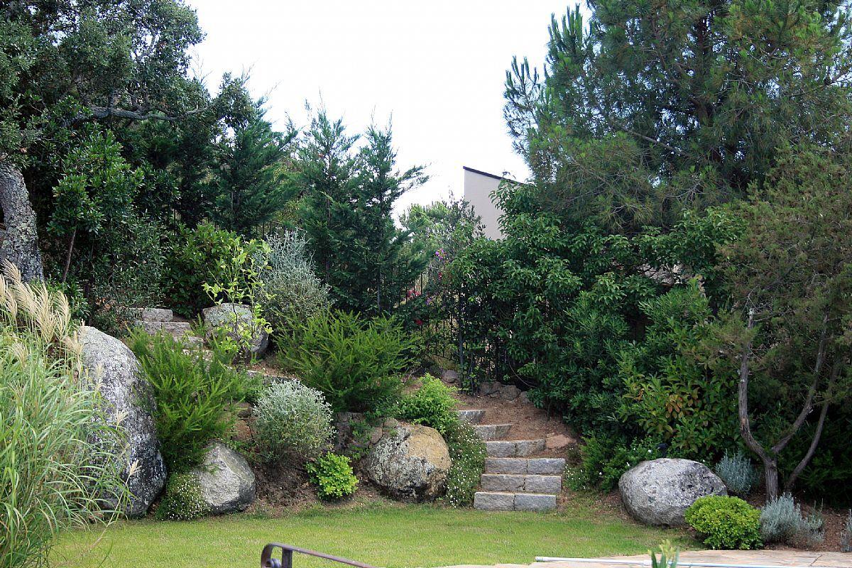 Jardin corse ext rieurs pinterest corse jardins et for Jardinage decoration jardin