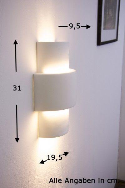 Details zu Design Leuchte Wandlampe Wandstrahler weiß Lampe - Ebay Küchen Kaufen