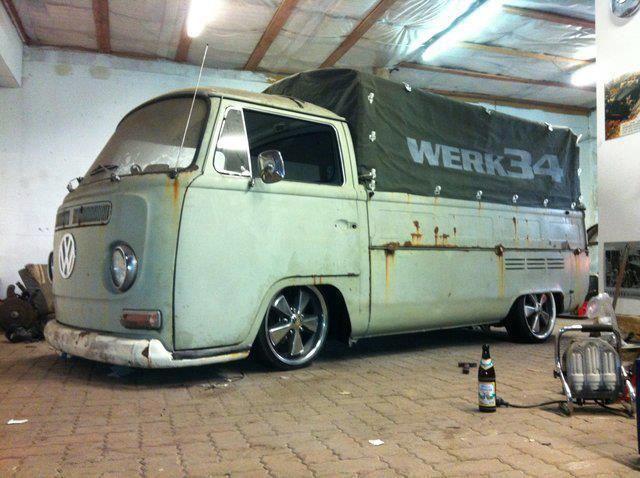 Werk Volkswagen Kombi Volkswagen Carros