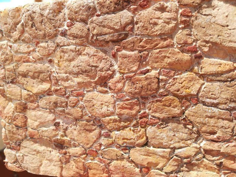 Muretti In Pietra.Forum Del Presepio Elettronico Multimediale Il Primo E