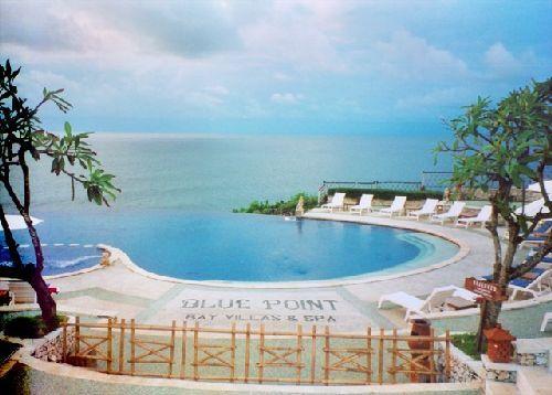 Blue Point Bay Villa Ubud Bali