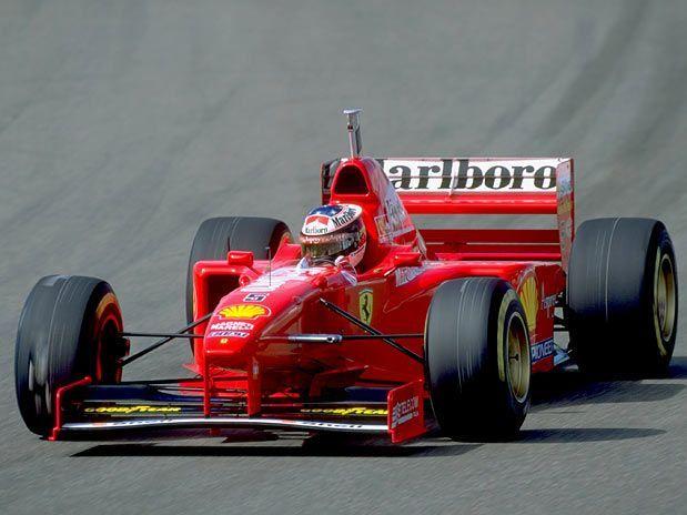 Ferrari F310b Formel 1 Schumi