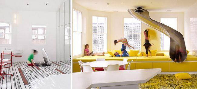 22 ideias criativas para quartos infantis que farão você querer ser ...