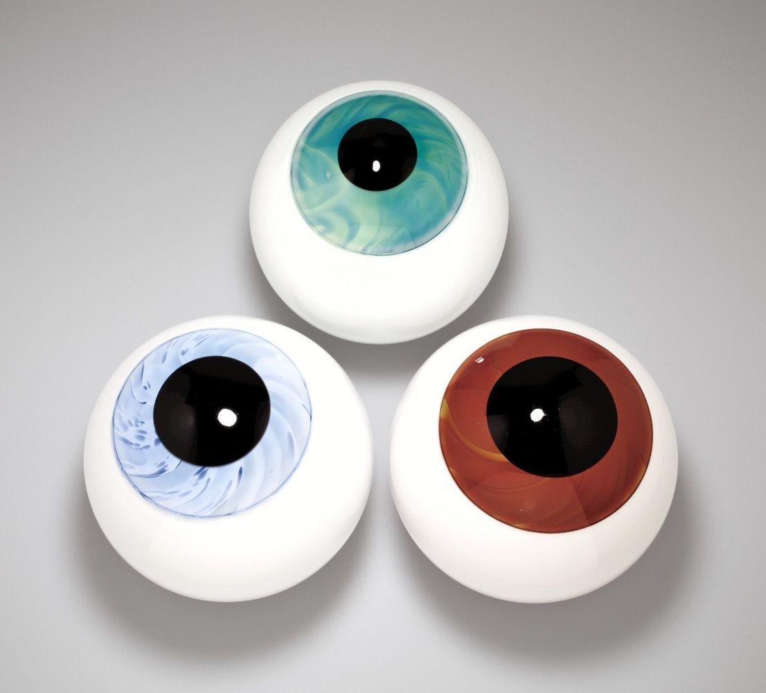 Glass eye / Sigga Heimis.