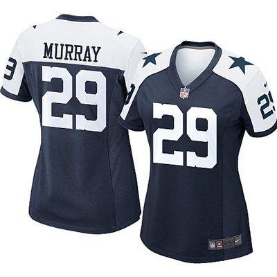 a4ccca925 Perhaps I should start a Birthday Board  DeMarco Murray Dallas Cowboys Nike  Women s Game Jersey –