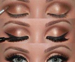 i loveee eye makeup! i feel like my eyes never can pull cute stuff off tho