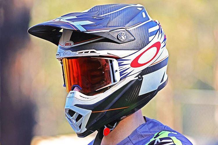 972c5a5d309 Oakley has released the all-new Front Line MX goggle as the latest addition  to their high impact line of motocross goggles with a list of high-end  features ...