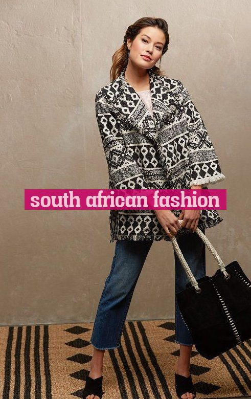 South African Style Our Cape Town Clothing Collection
