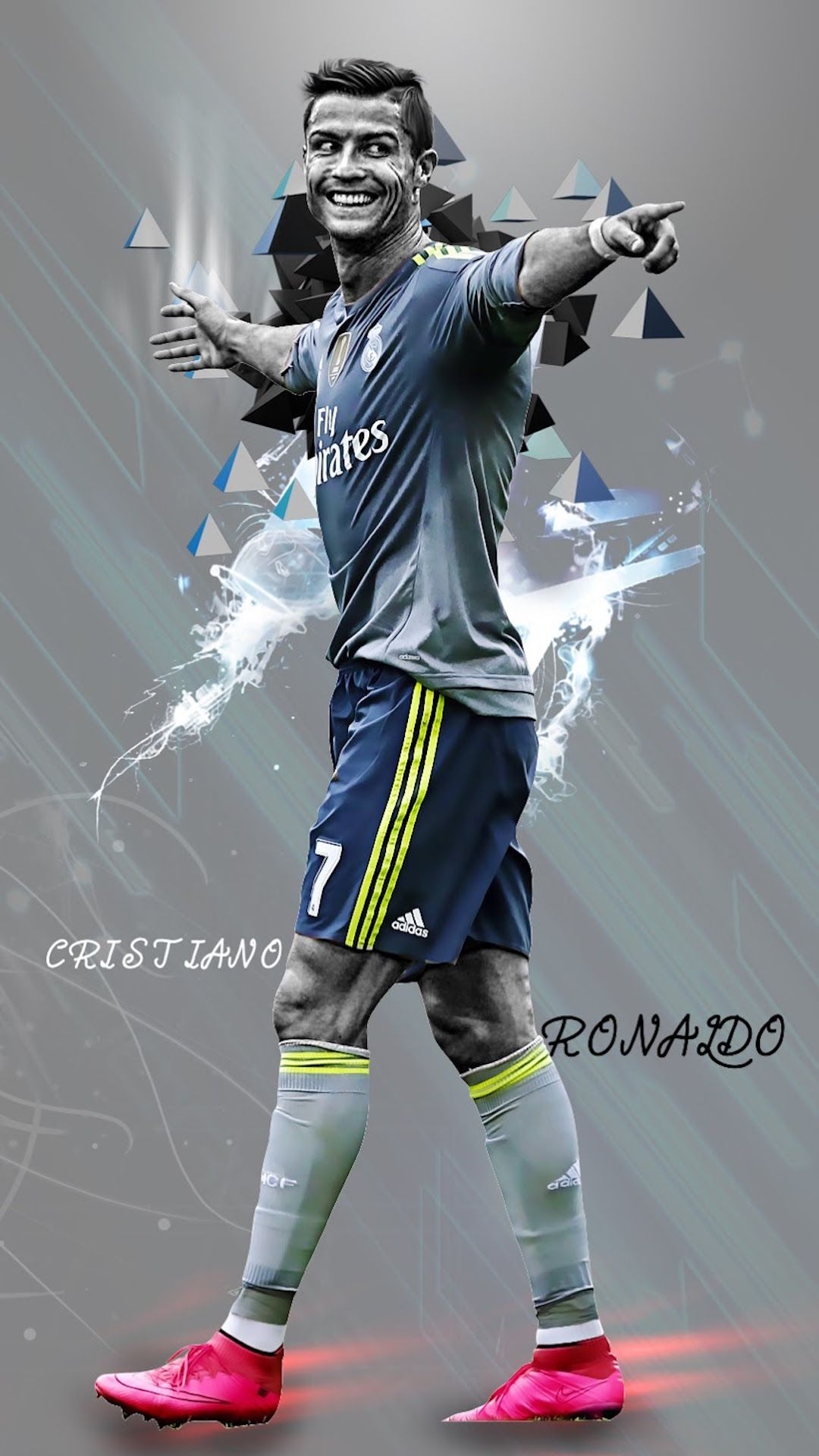 Cristiano Ronaldo iPhone Wallpaper HD Криштиану роналду