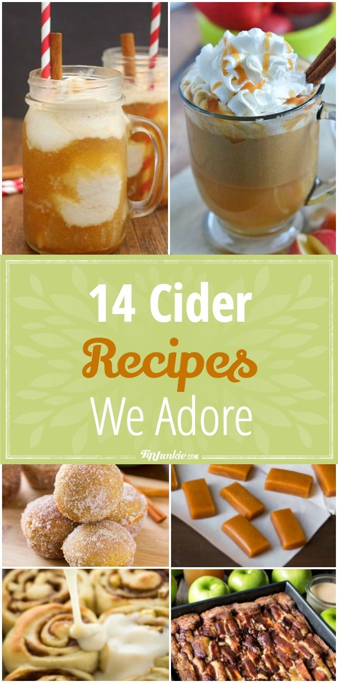 16 easy homemade cider recipes for a yummy fall treat your family ...