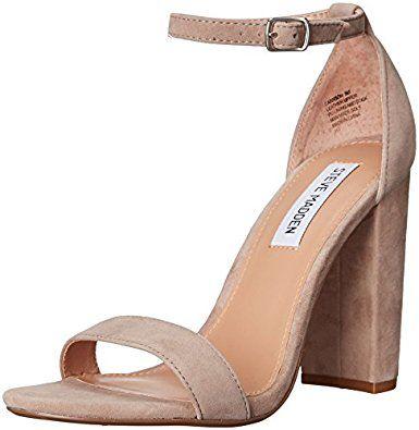 Amazon.com   Steve Madden Women's Carrson Dress Sandal   Pumps