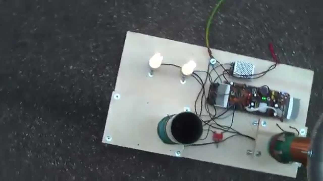Selfrunning Free Energy Device Akula 20 Watts High Voltage Model Free Energy High Voltage Energy