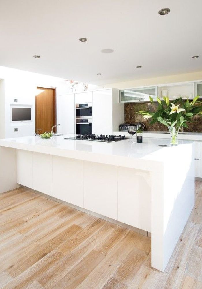 Corian Matériau corian®: le matériau idéal pour votre cuisine | contemporary kitchen
