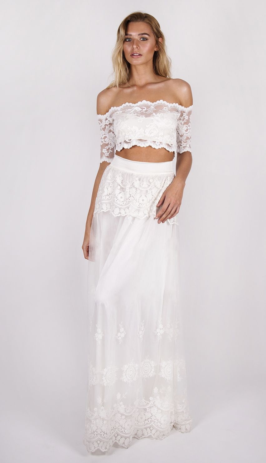9422338863d Jasmine 2.0 | boho wedding dress | Grace loves lace, Boho wedding ...