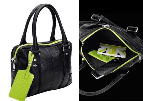 Mini Cooper Puma Handbag 80222296415 Mini Accessories Mini Cooper Handbag