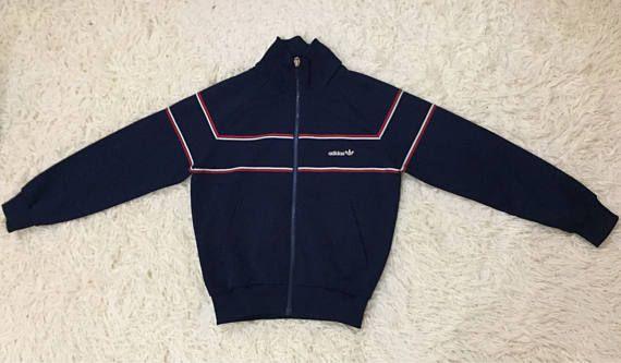 Vintage Adidas BrdW.Germany Die Mark Mit Den 3 Streifen