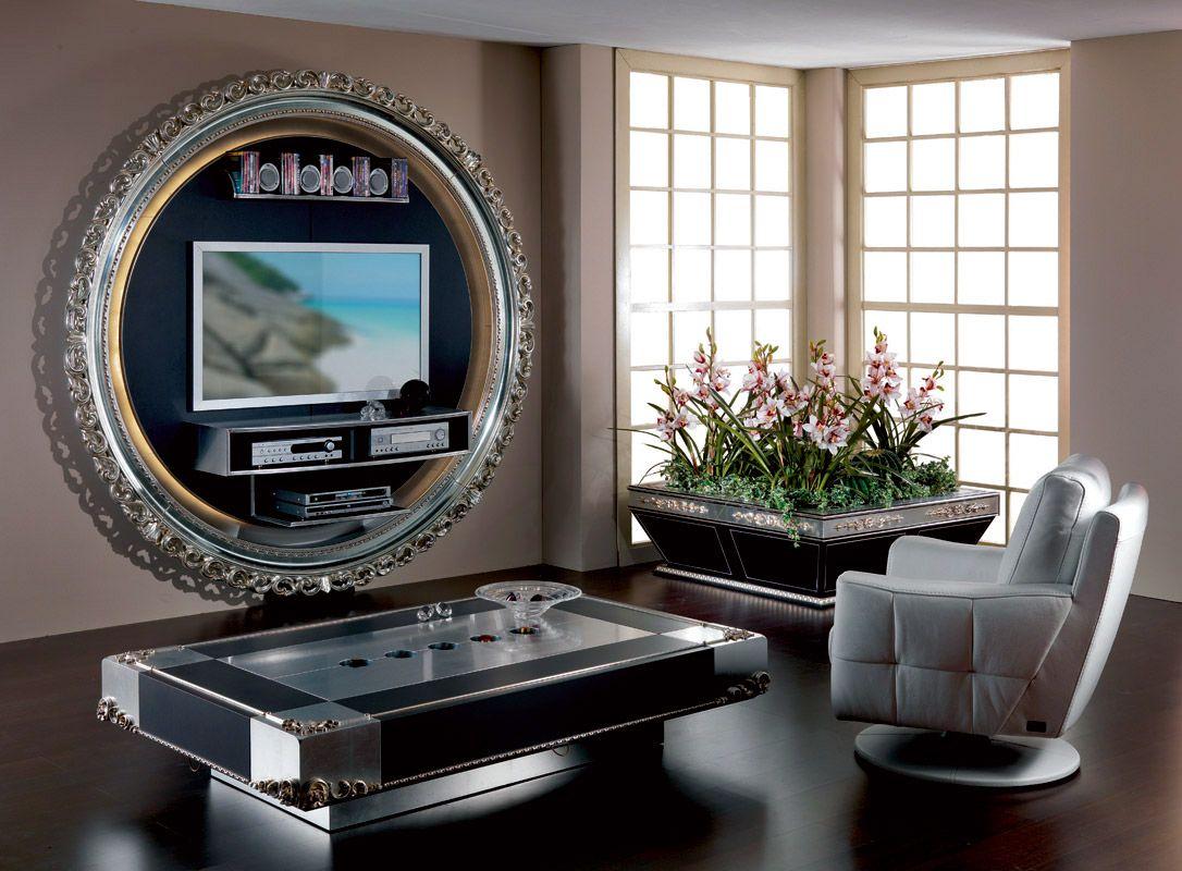 Mobili Argento ~ Italien hem and tvs on pinterest