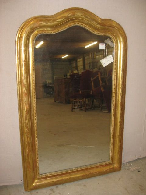 Gold Louis Philippe Mirror Mirrors For Sale Mirror Trumeau Mirror